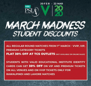 PSL Student Discount