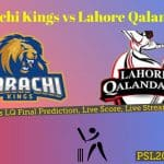 PSL 2020 Final: Karachi Kings vs Lahore Qalandars, Prediction, Highlights